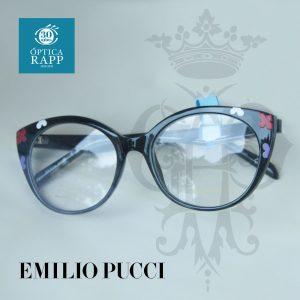 Emilio Pucci EP660s, Optica Rapp, La Laguna, Tenerife
