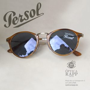 Gafas de Sol Persol modelo PO3166s Havana Brown en Optica Rapp, La Laguna, Tenerife